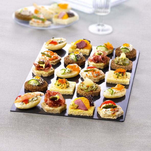 Quelques liens utiles for How to make canape cases